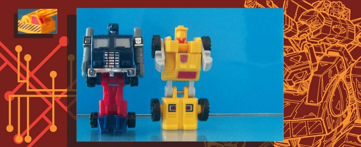 Labels for Autobot Transports