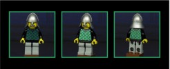 Labels for Knight 2 (Green)