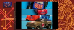 Labels for Offroad Patrol