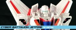 Labels for Hasbro CB Jetfire G1