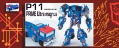 Labels for TF:Prime Ultra Magnus