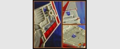 Part and Labels for Siege Starscream