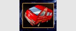 Labels for MP Nissan Vanette (Ironhide, Ratchet) Cel Shaded Windows