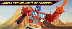 Labels for MS Light Of Freedom