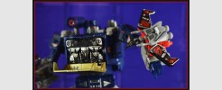 Part and Labels for Siege Laserbeak and Ravage