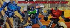Labels for Siege Refraktor G1