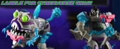 Lables for Cyberverse Gnaw