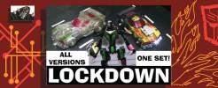Labels for 3 Lockdowns