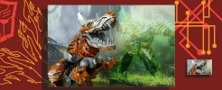 Labels for AoE Grimlock