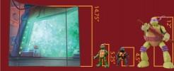 Fortress Portal Cube Shelf (A)