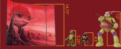 Fifth Dimension Cube Shelf (A)