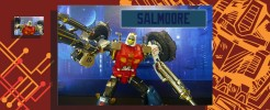 Labels for DX9 Salmoore