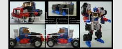 Labels for 2011 Optimus Prime (G2 Style)