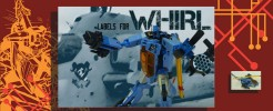 Labels for Gen. Whirl