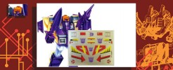 Labels for Blitzwing