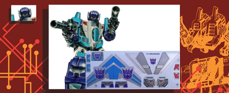 Labels for Dreadwind