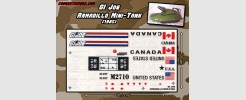 Armadillo Mini-Tank (1985 - GI Joe)