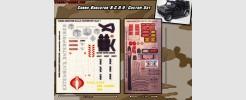 Steel Crusher Cobra Executor R.C.A.V. (2 sheet)