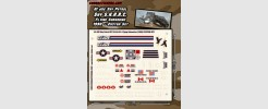 SHARC Sky Patrol Flying Submarine (1990 Custom Set)