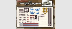 SHARC Tooth Flying Submarine (2008 Custom Set)