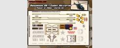 "Dragonhawk XH-1 ""Pursuit of Cobra"" Custom Set"