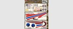 "Skystriker XP-14F 30th Anniversary ""Classic"" (3 Sheets)"