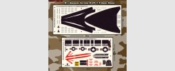 Skystriker XP-21F 'F-14 Generic Markings' (2 sheet)