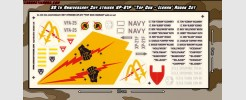 Skystriker XP-21F Top Gun 'Iceman' Addon