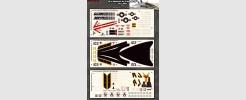 Skystriker XP-21F 'Jolly Roger' Custom Set (3 sheet)
