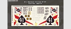 "Skystriker XP-14F 30th Anniversary ""Black Aces"" Addon Set"
