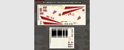 """Skystriker XP-14F 30th Anniversary """"Black Knights"""" Addon 2 sheet"""