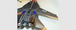 JOE 50th Skystriker XP-21F F9F Panther (2016)