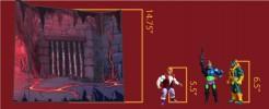 Snake Dungeon Cube Shelf (B)