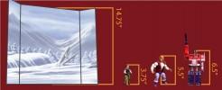 Snow Cube Shelf (A)