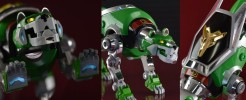 Labels for Voltron Legendary Green Lion