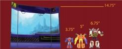 Evilbot Window Cube Shelf (A)