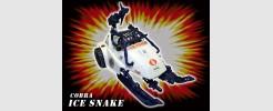 JOE Cobra Ice Snake arctic attack vehicle (1993)