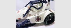 for GI JOE Cobra Ice Snake arctic attack vehicle (1993)