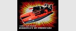 for Hidroelice de Emboscada swamp craft (1988)