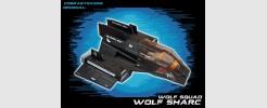 for GI JOE Wolf Squad Wolf SHARC submarine (2017)