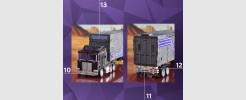 Labels for TFM Powertrain