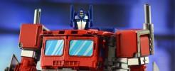 Labels for POTP Optimus Prime