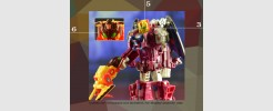 Labels for TR Titan Masters wave 4&5