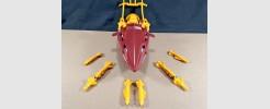 For Piranha attack boat (1990)