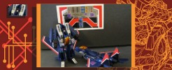 Labels for WST Thundercracker