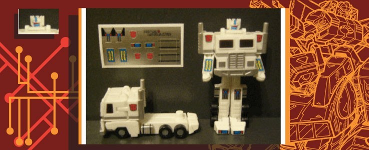 Labels for WST Convoy (White)