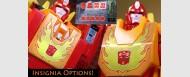 Labels for POTP Rodimus Prime