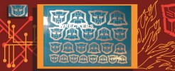 Symbols for Wreckers