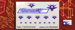 Symbols for Shockwave
