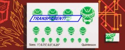 Symbols for Quintessons